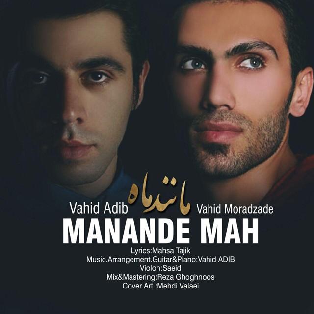 Vahid Adib – Manande Mah (Ft Vahid Moradzade)